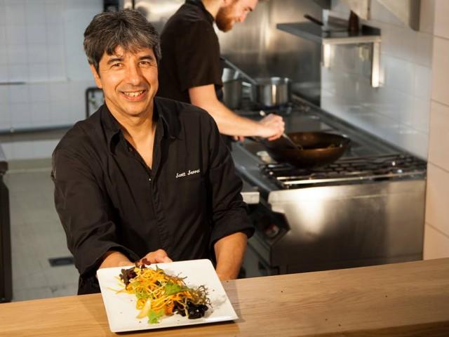 Chez Scott Le Chef Scott Serrato, Restaurant Tapas et Gastro Chez Scott